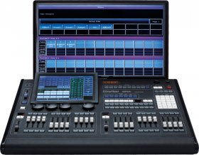 Master 4096 Moving Light Console