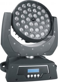 MAN-A030B LED Moving Head with Zoom