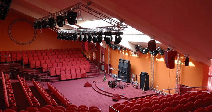10 самых примечательных концертных залов мира. Обсуждение на 293